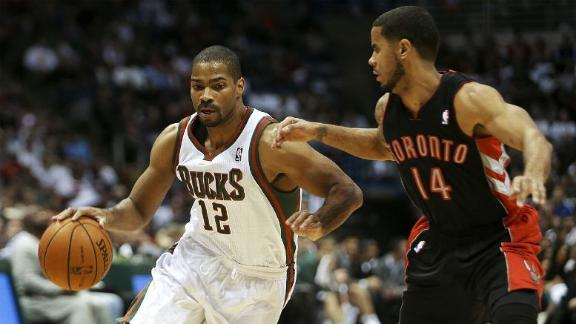 Charlotte Bobcats land Gary Neal in four-player deal