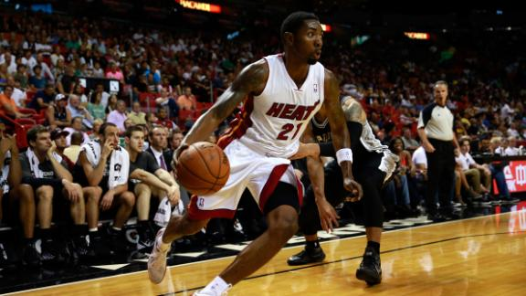 Miami Heat trade Roger Mason Jr., cash to Sacramento Kings