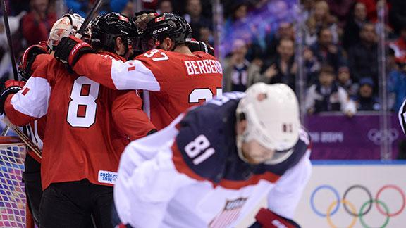 Video - 2014 Winter Olympics: Disappointing Loss for U.S.