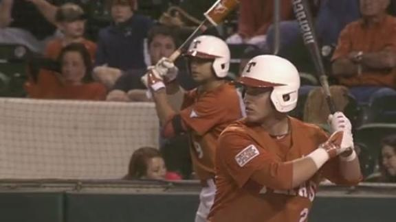 2-Out Rally in the Second Lifts Horns Over Stanford