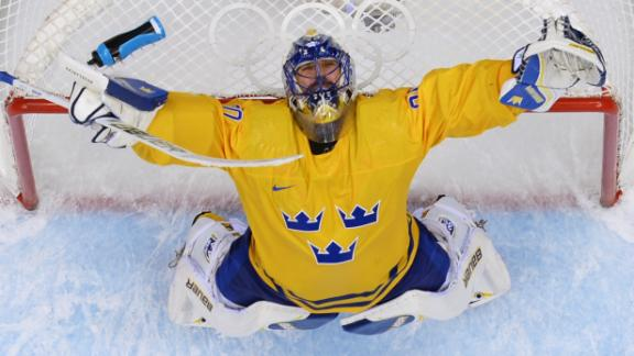 Sweden tops Finland, punches golden ticket