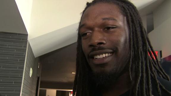 Ford calls Clowney 'blind dog in a meat market'