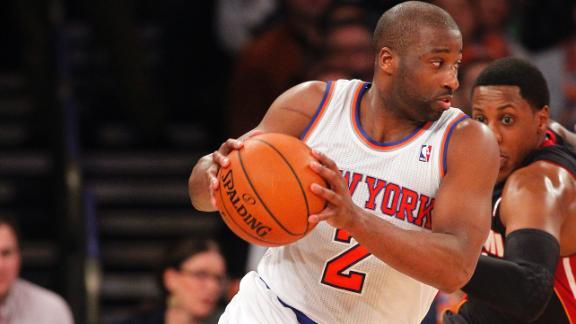 Knicks G Felton appears in court, posts bail