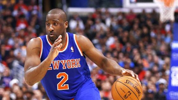 Knicks' Felton arrested on gun charges