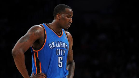 Thunder's Perkins has surgery, out 6 weeks
