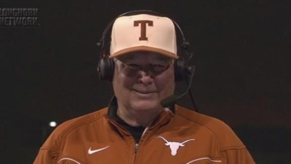 Augie Garrido on Texas's 2-1 Victory Over UTPA