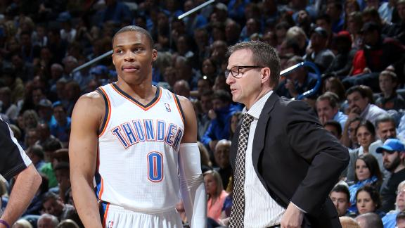 Video - Should The Thunder Be Concerned?
