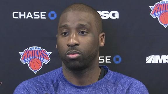 Felton practices, says he's 'not a distraction'