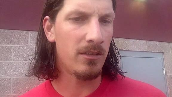 Video - Samardzija 'Pretty Happy' with First Start