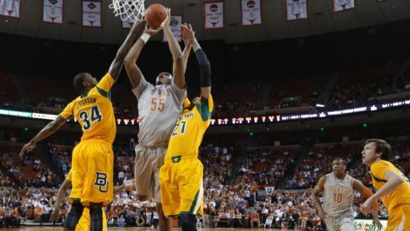 Baylor Men's College Basketball - Bears News, Scores ...
