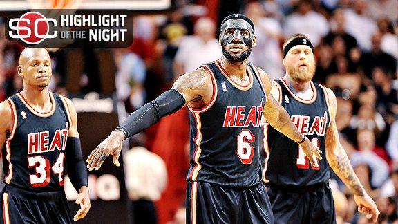 NBA asks LeBron James of Miami Heat to wear clear mask to prote…