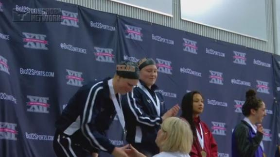 Day 2 Recap: Big 12 Swimming & Diving Championships