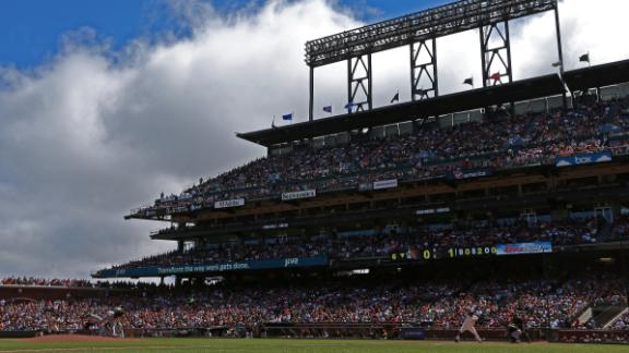 Giants Would Temporarily Share Ballpark