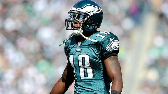 Eagles re-sign WR Maclin to 1-year contract