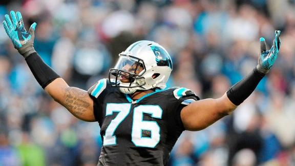 Hardy still hopeful for long-term Panthers deal