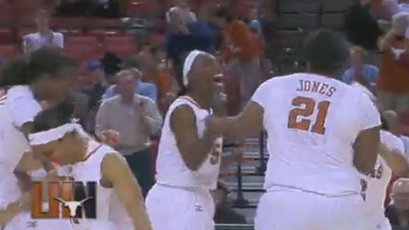 Texas Finishes Big 12 Regular Season in 3rd