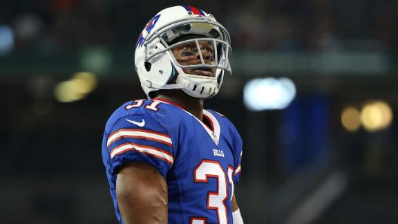 Bills don't franchise Byrd, still 'open' to deal