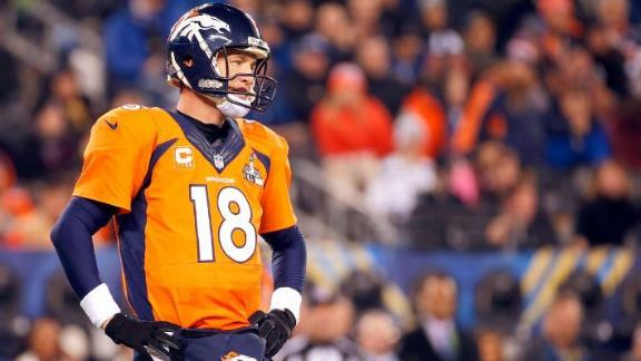 Peyton cleared to play after exam on neck