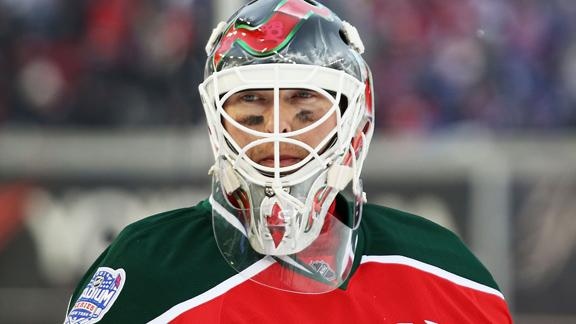 Brodeur not certain of future in New Jersey
