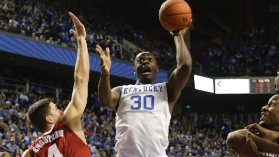 What S So Special About Kentucky Basketball: Kentucky Holds Off Alabama