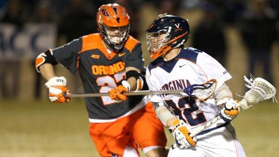 James Pannell Leads Virginia Past Syracuse