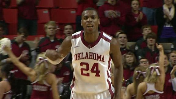 Oklahoma Tops West Virginia