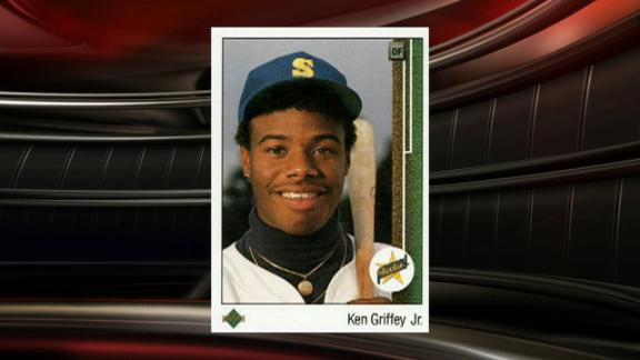 Mint Condition: Griffey Reflects On RC