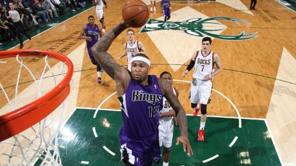Video - Kings Fly By Bucks