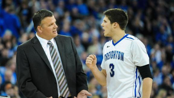 Creighton Struggling With Turnovers