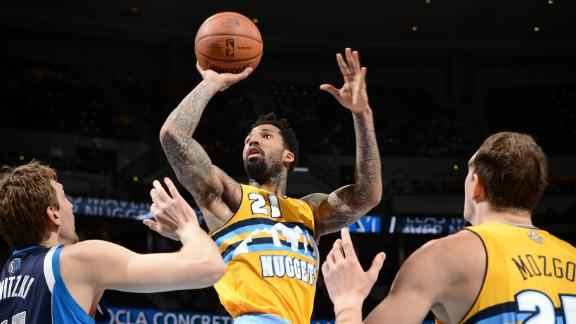 Video - Nuggets Send Mavs To Third Straight Loss