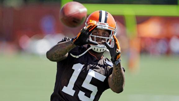 Davone Bess Released By Browns