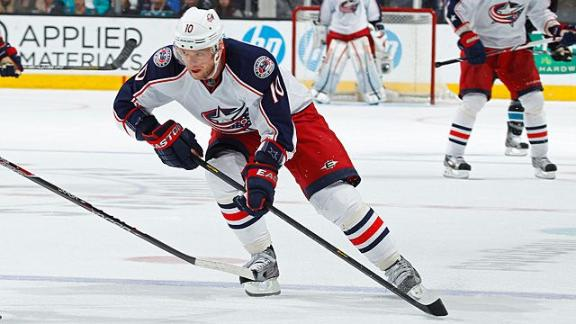 Kings acquire RW Gaborik from Blue Jackets