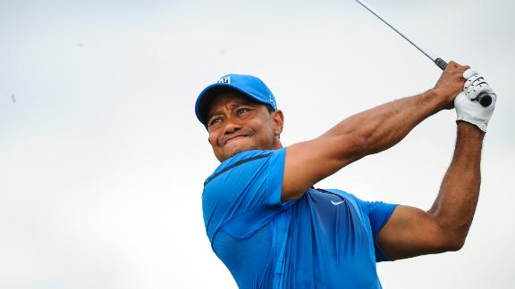 Tiger (+2) At Suspended Doral