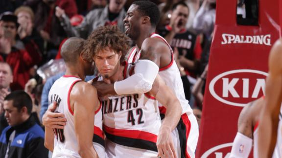 Video - Blazers Win Again