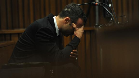 Emotional Day In Court For Pistorius