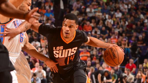 Video - Suns Sneak Past Thunder