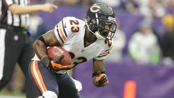 Hester Won't Return To Bears