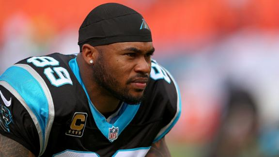 Steve Smith's Future In Carolina