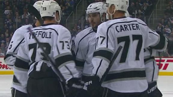 Video - Kings Wins Sixth Straight
