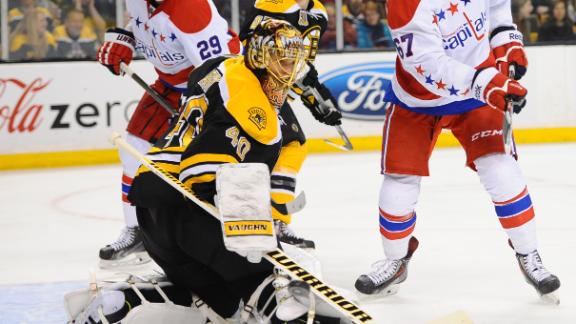 Video - Bruins Blank Capitals