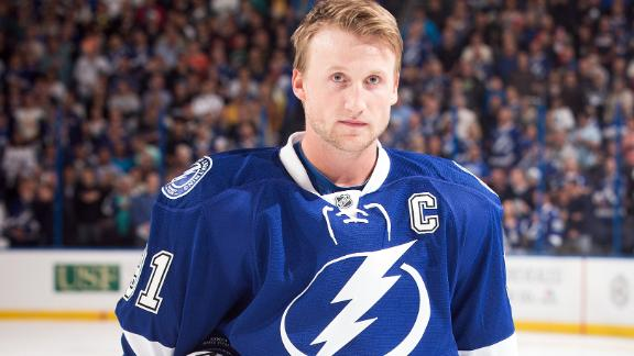 Lightning Lose In Stamkos' Return