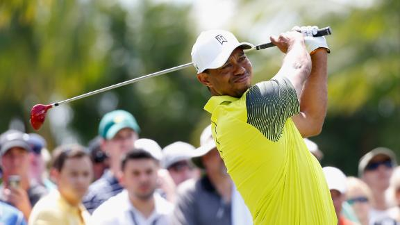 Tiger Six Strokes Back At Doral