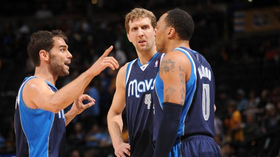 Video - Mavs' Playoff Chances
