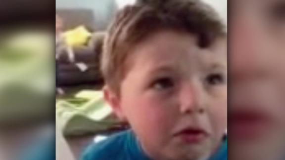 Video - Young Fan Bursts Into Tears After Hearing Of Callahan Trade