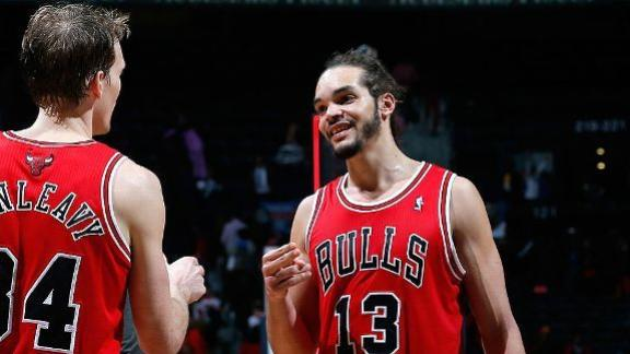 Noah says thumb OK, will play for Bulls Friday