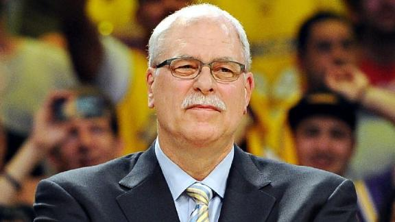 Knicks Met With Phil Jackson