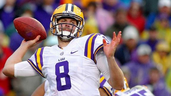 Mettenberger's Rehab Ahead Of Schedule