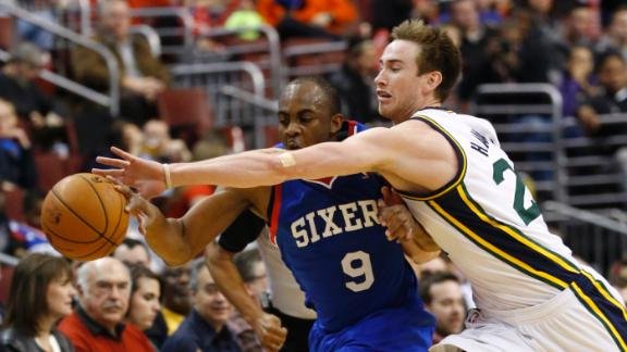 Video - 76ers Lose 16th Straight