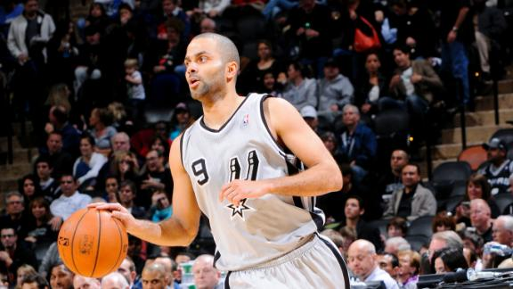 Parker, Ginobili combine for 54 in Spurs' win