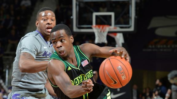 Baylor Rallies Past Kansas State